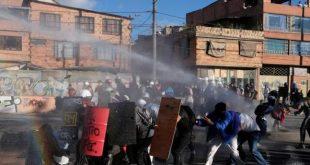 colombia, manifestaciones, protestas, violencia