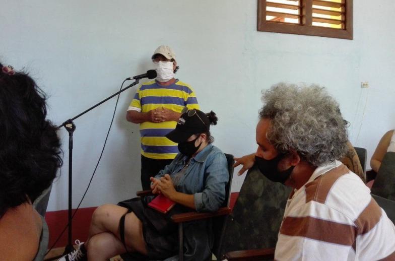 trinidad, uneac, subversion contra cuba, campañas mediaticas, bloqueo de eeuu a cuba