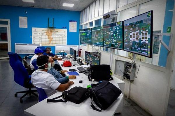 cuba, union electrica, apagones, electricidad