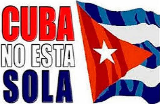 Asociaciones y grupos en distintas latitudes ratificaron el apoyo al pueblo caribeño.