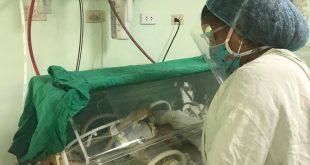 sancti spiritus, neonatologia, covid-19, niños, coronavirus, salud publica