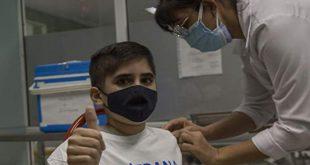 cuba, salud publica, soberana plus, edad pediatrica, vacuna contra la covid-19