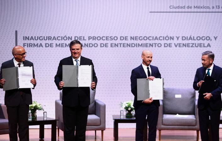 venezuela, mexico, oposicion venezolana, juan guaido