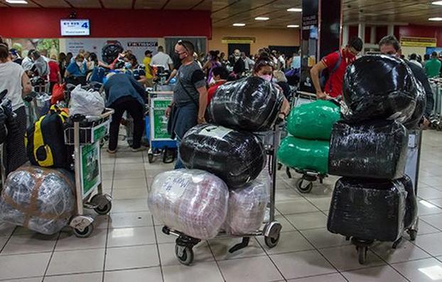 cuba, aduana general de la republica, alimentos, aseo personal, medicamentos, aeropuerto internacional jose marti