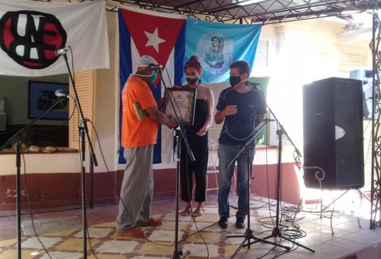 sancti spiritus, uneac, union de escritores y artitas de cuba, cultura espirituana
