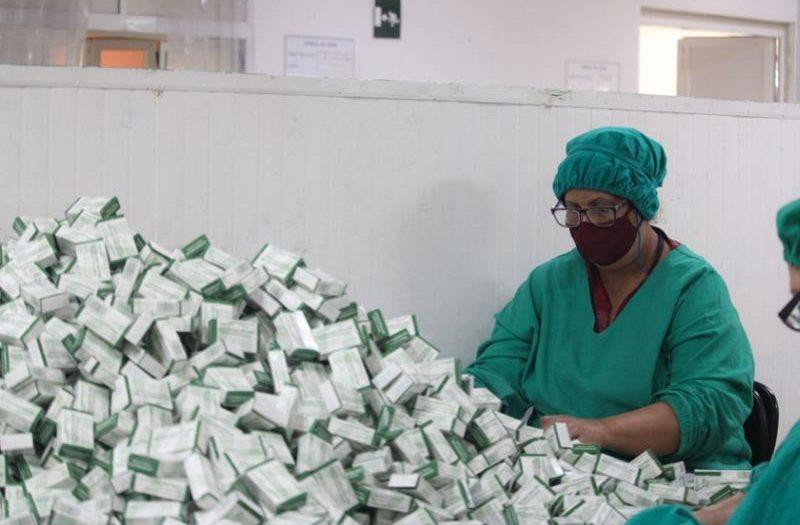 cuba, biocubafarma, medicamentos, produccion de medicamentos, antibioticos