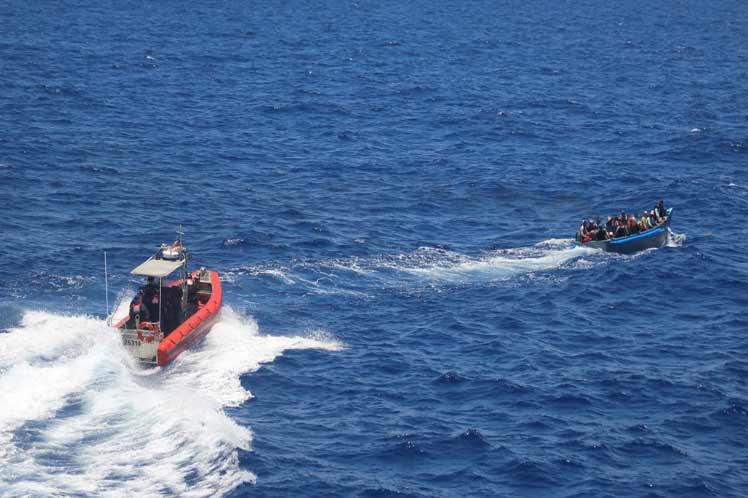cuba, salida ilegl, politica migratoria, relaciones cuba-estados unidos, migracion, muertes