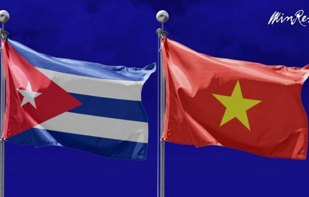 cuba, vietnam, miguel diaz-canel, partido comunista de cuba, partido comunist de vietnam