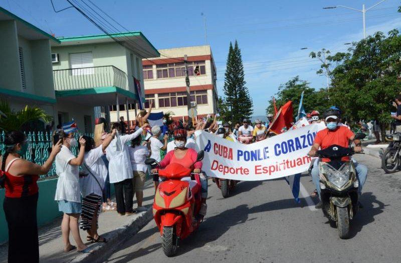 sancti spiritus, fidel castro, revolucion cubana, union de jovenes comunistas, ujc, subversion contra cuba, campañas mediaticas