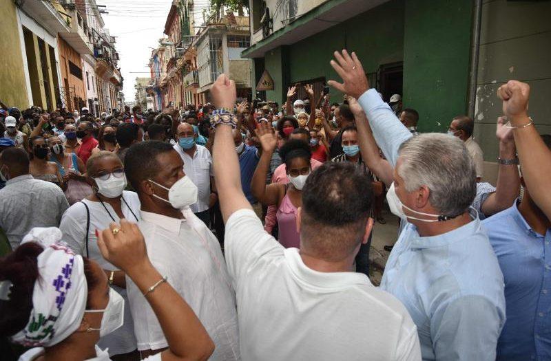cuba, miguel diaz-canel, comunidad, desarrollo local, delegados del poder popular, la habana, centro habana