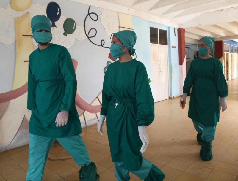 sancti spiritus, cabaiguan, covid-19, coronavirus, sars-cov-2, salud publica, jatibonico, taguasco, variante delta de la covid-19, hospital pediatrico jose marti, hospital provincial camilo cienfuegos