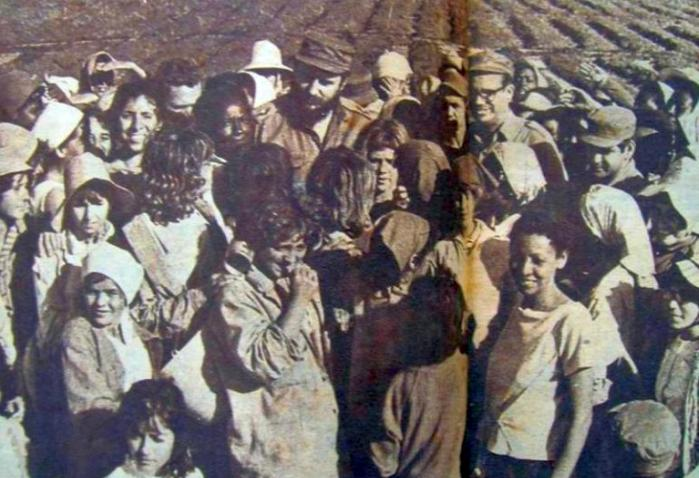 sancti spiritus, fidel castro, fidel en sancti spiritus, revolucion cubana, #fidelporsiempre, banao