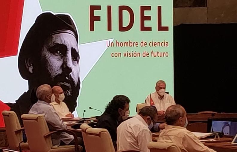 cuba, fidel castro, revolucion cuba, ciencia y tecnologia, miguel diaz-canel, foro de sao paulo