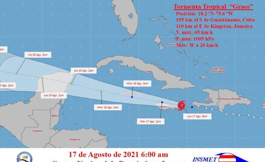 cuba, tormenta tropical, depresion tropical, insmet, meteorologia, lluvias