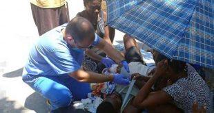 cuba, haiti, sismo, terremoto, medicos cubanos, contingente henry reeve, bruno rodriguez