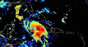 cuba, sancti spiritus, meteorologia, tormenta tropical, ida, lluvias