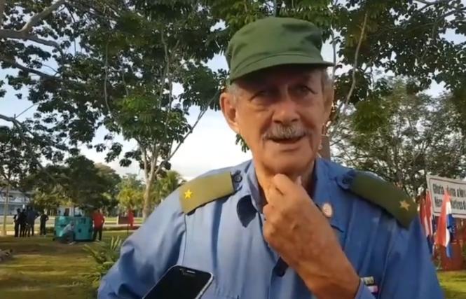 cuba, historia de cuba, milicias campesinas, los malagones, miguel diaz-canel
