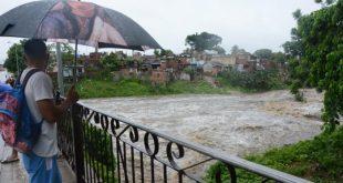 sancti spiritus, lluvias, tormenta tropical elsa, centro meteorologico provincial