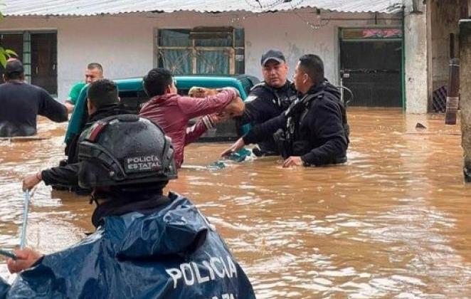 mexico, huracanes, ciclones, muertes, lluvias, desastres naturales