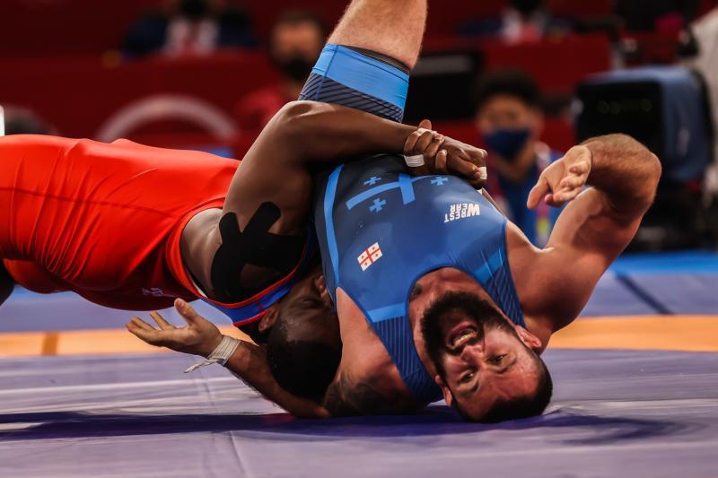 cuba, mijain lopez, lucha grecorromana, juegos olimpicos tokio 2020, olimpiada, lucha