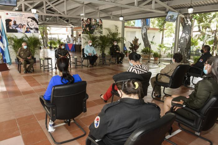 cuba, federacion de mujeres cubanas, fmc, minint, far, miguel diaz-canel