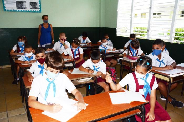 cuba, curso escolar 2020-2021, mined, covid-19