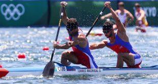 sancti spiritus, cuba, juegos olimpicos tokio 2020, canotaje, serguey torres, olimpiadas