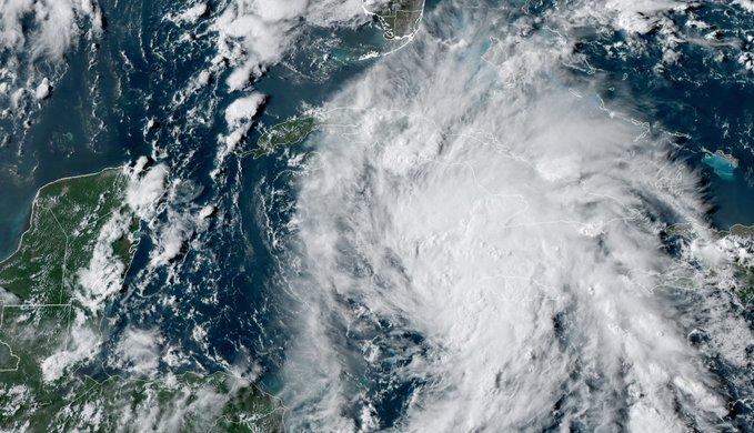 cuba, tormenta tropical, ida, lluvias, meteorologia