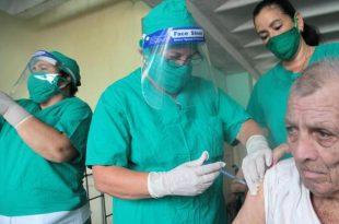 sancti spiritus, covid-19, vacuna contra la covid-19, salud publica, medicos espirituanos, enfermeria, coronavirus