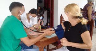 sancti spiritus, salud publica, atencion primaria de salud, ciencias medicas, covid-19
