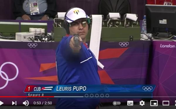 cuba, tiro deportivo, olimpiadas, juegos olimpicos tokio 2020