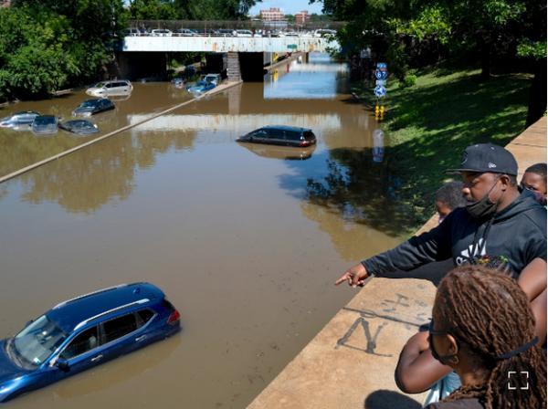 estados unidos, huracanes, intensas lluvias, new york, desastres naturales