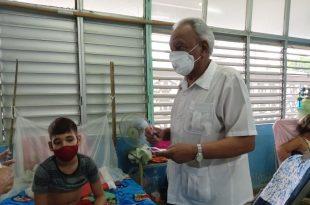 sancti spiritus, hospital pediatrico jose marti, pediatria, dengue, covid-19, coronavirus, edad pediatrica