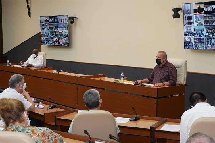 Marrero reiteró que la enfermedad es controlable y puso de ejemplo la reducción de casos que experimentó la provincia de Matanzas. (Foto: PL)
