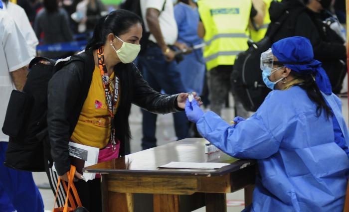 cuba, salud publica, viajeros, control sanitario internacional, coronavirus, covid-19