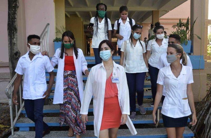 cuba, ciencias medicas, universidad de ciencias medicas, curso escolar 2020-2021