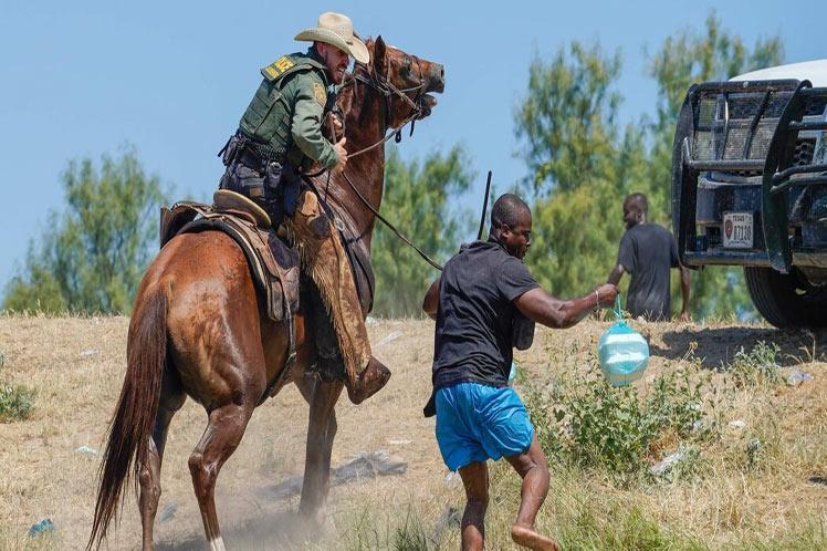 estados unidos, haiti, migrantes, violencia