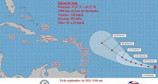 cuba, insmet, meteorologia, huracanes, ciclones