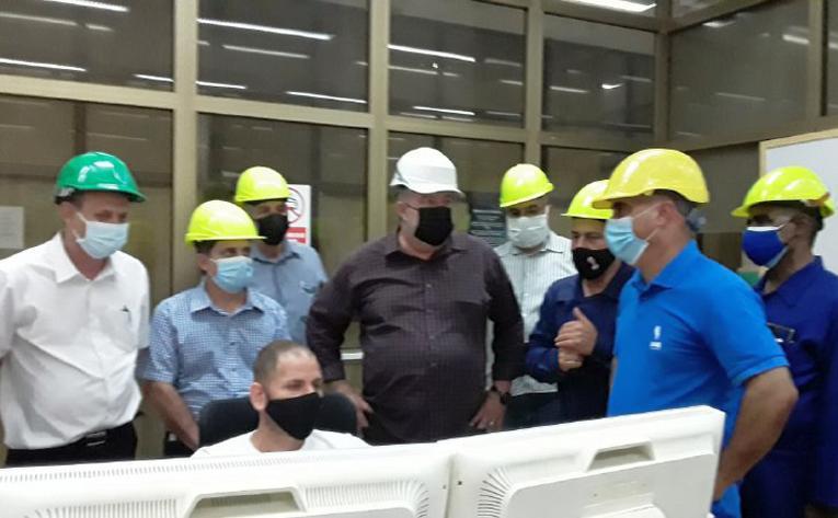 cuba, termoelectrica, apagones, une, sen, electricidad, manuel marrero, primer ministro de cuba