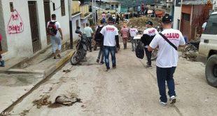 venezuela, intensas lluvias, medicos cubanos
