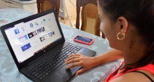 sancti spiritus, nauta hogar, etecsa, informatizacion de la sociedad, internet en cuba