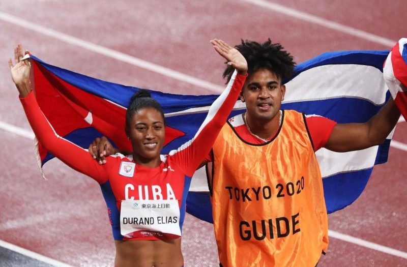 cuba, deportes, paralimpiadas, juegos paralimpicos, tokio 2020, omara durand, atletismo, juegos olimpicos tokio 2020