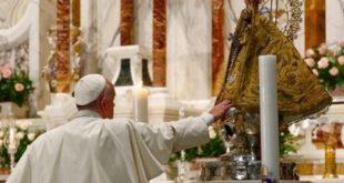 cuba, virgen de la caridad del cobre, papa francisco