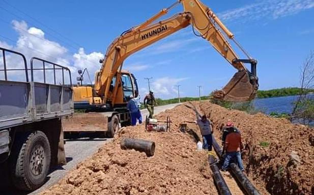 trinidad, peninsula de ancon, turismo cubano,recursos hidraulicos, acueducto y arcantarillado