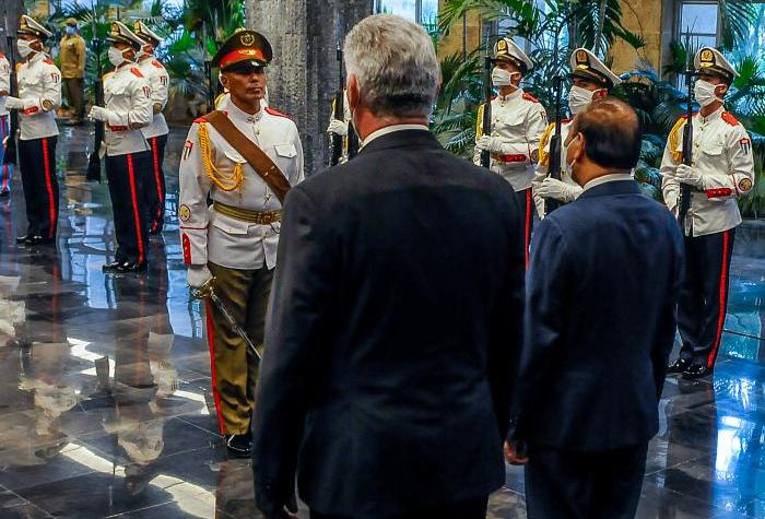 cuba, vietnam, manuel marrero, primer ministro de cuba, asamblea nacional del poder popular, esteban lazo, miguel diaz-canel, orden jose marti