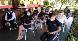 sancti spiritus, hotel zaza, centros de aislamientos, covid-19, coronavirus