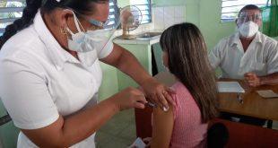 sancti spiritus, soberana 02, soberana plus, vacuna contra la covid-19, coronavirus, edad pediatrica, niños y niñas, adolescentes