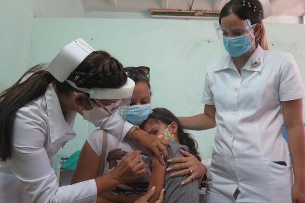 cuba, vacuna contra la covid-19, coronavirus, edad pediatrica, abdala, soberana 02