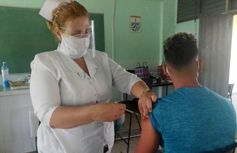 sancti spiritus, abdala, vacuna contra la covid-19, covid-19, coronavirus, variante delta de la covid-19