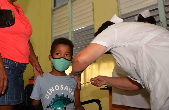 cuba, vacuna contra la covid-19, edad pediatrica, soberana o2, soberana plus, instituto finlay de vacunas